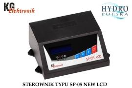 STEROWNIK PIECA SP-05 LCD KG ELEKTRONIK
