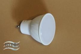 Żarówka 6W 230V Led 18 GU10 smd 2835 biała zimna