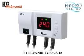 STEROWNIK POMPY CWU CS-12 KG ELEKTRONIK