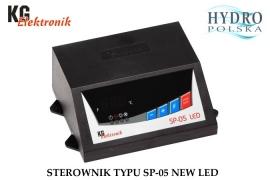 STEROWNIK PIECA SP-05 LED KG ELEKTRONIK
