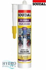 SILIKON WYSOKOTEMPERATUROWY DO285/C SOUDAL 300ml