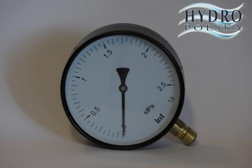 MANOMETR M160 25 BAR wyprzedaż