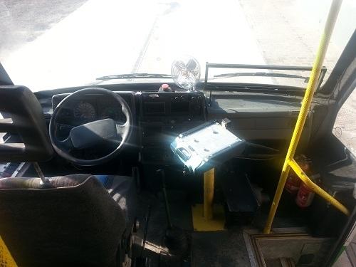 IVECO TURBO DAILY 1999r.2,8cm3 30 osób autobus