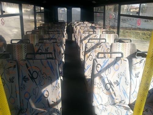 IVECO TURBO DAILY 1997r.2,5cm3 28 osób autobus