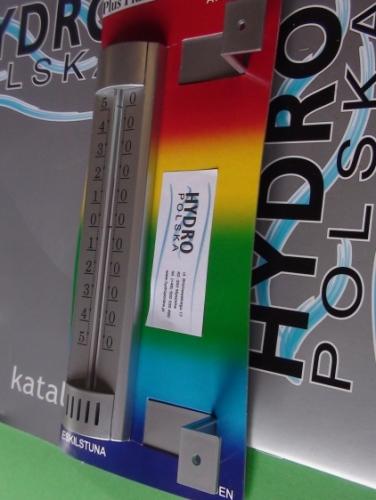 Termometr zewnętrzny zaokienny 02603 płaski -50+50/c VIKING