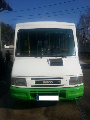 IVECO TURBO DAILY 1999r.2,8cm3 29 osób autobus