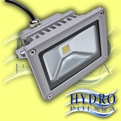 Naświetlacz LED 10W (Lampa halogenowa LED)