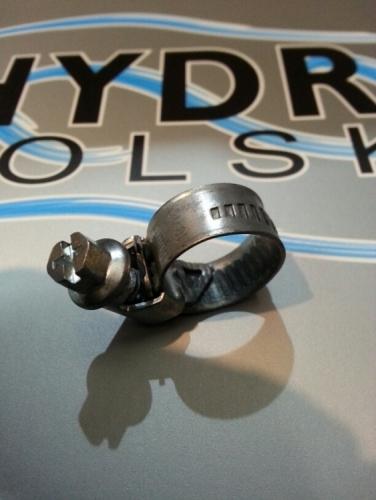 OPASKA NA WĘŻA 16-27mm zaciskowa ślimakowa hydropolska