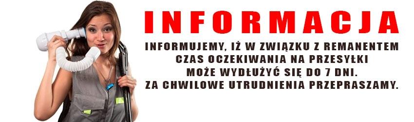 Informacja dla klientów