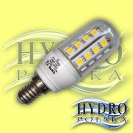 Żarówka 4,2W  E14 27 LED SMD 5050 Biała Ciepła